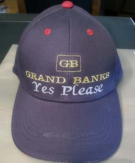 Grand Banks Logo Ball Cap