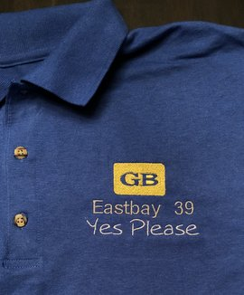 Grand Banks Logo Polo Shirt
